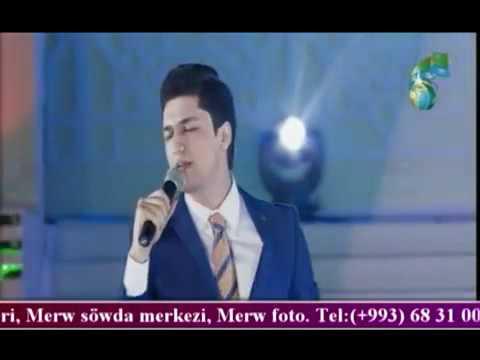 Azat Donmezow - Asman sana 2015 (Konsertdan bolek)