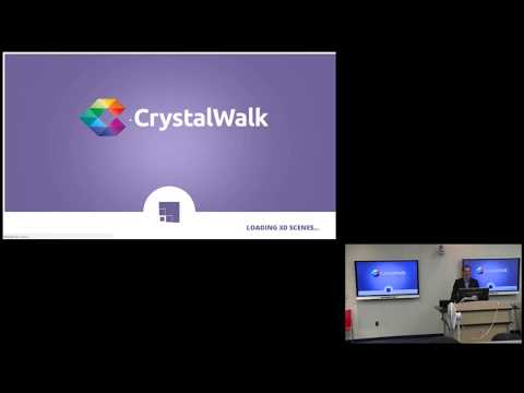 CrystalWalk: Software for Synthesis and Visualization of Crystal Structures