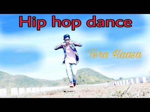 Akhil | Tera Haasa Video song  | Harshit...