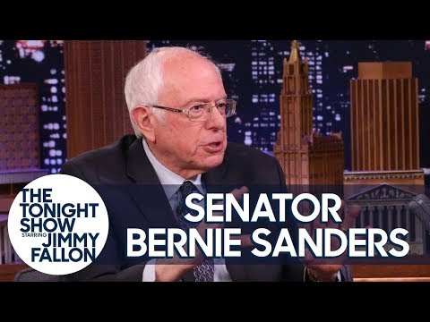 Sen. Bernie Sanders on the Trump Administration's Coronavirus Missteps, Greed, Grandkids