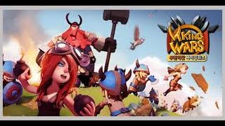 LINE Clash Of Vikings