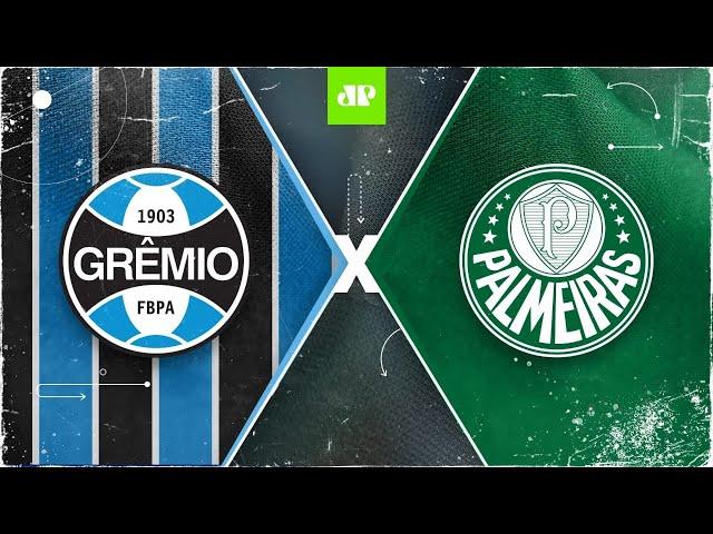 Grêmio x Palmeiras - AO VIVO - 20/09/2020 - Brasileirão