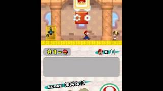 New Super Mario Bros - RetroGameNinja Plays: New Super Mario Bros (DS) - User video