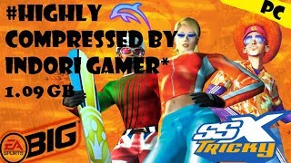 HOW TO DOWNLOAD SSX TRICKY GAME IN PC HIGHLY COMPRESSED!