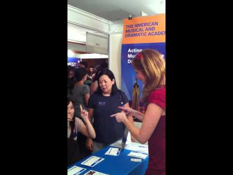 Pam Brazil college fair.MOV
