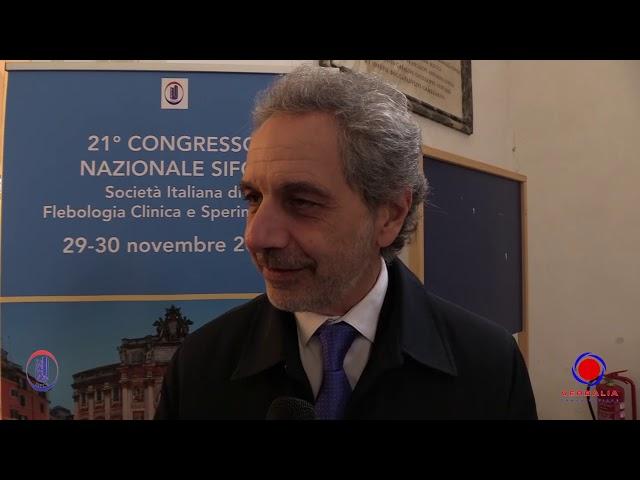 INTERVISTA A FABRIZIO CIPRANI. Direttore Central Sanita' Polizia di Stato