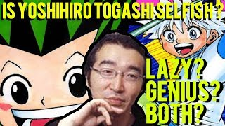 is Yoshihiro Togashi selfish? [The story of how I fell in love with Hunter x Hunter]