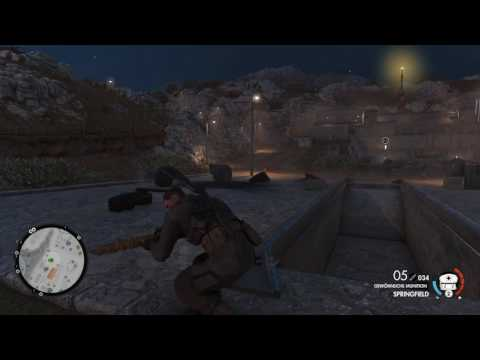 Sniper Elite 4 | Gameplay German | Let's Play | Part #32 Panzerschiffe
