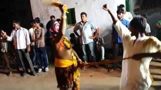 Potharaju dance