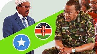 Wararkii ugu Danbeeyey Kenya oo Talaabo Militari Ku Hanjabtay & inay Xoog Adeegsanayso