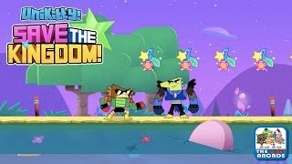 UniKitty! Save the Kingdom! - Don't Get in Hawkodile's Way... Just Don't (Cartoon Network Games)