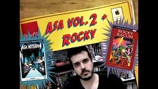 vuclip Review Honesto - Asa Noturna Vol. 2 - Renascimento   Panini + Rocky Racum   Salvat