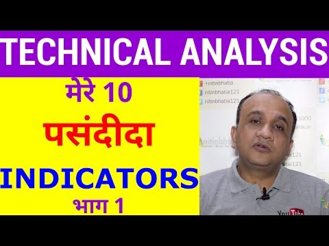 Technical Analysis - My 10 Favourite Indicators Part I in HINDI