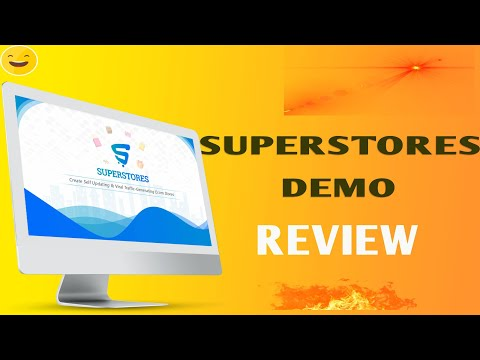 SuperStores Review - Do Not Buy SuperStores Without My Bonuses. http://bit.ly/32aFp0e