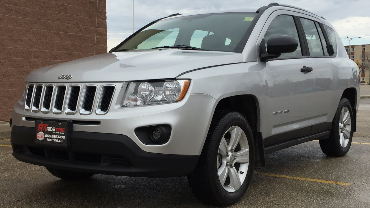 2012 jeep compass sport automatic a c youtube. Black Bedroom Furniture Sets. Home Design Ideas