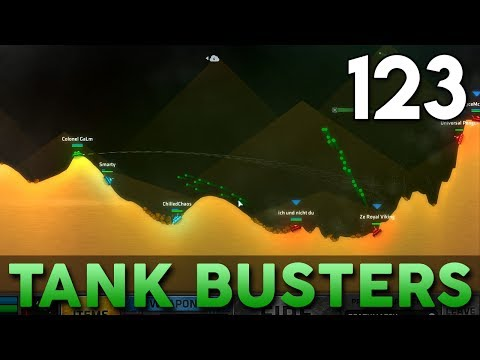 [123] Tank Busters (Let's Play ShellShock Live w/ GaLm and Friends)