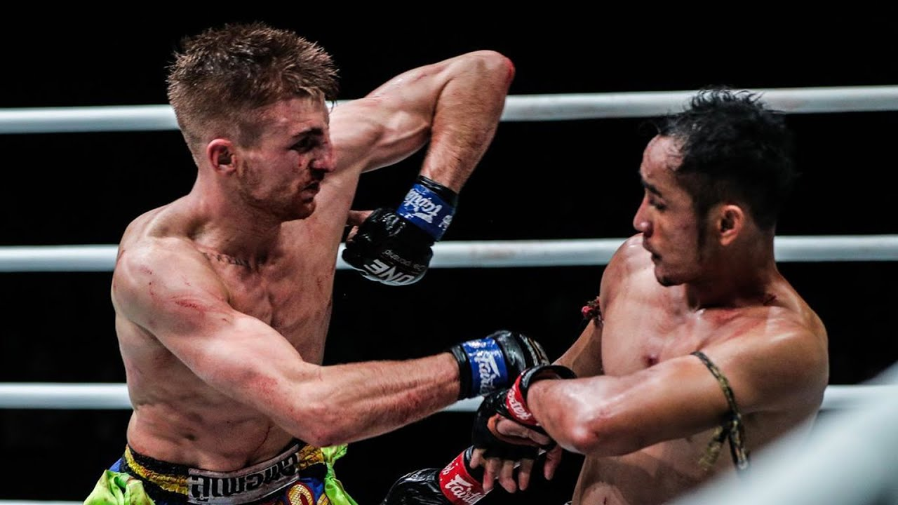 ONE Championship's Best Muay Thai Spinning Attacks | The Art Of Eight Limbs Highlights