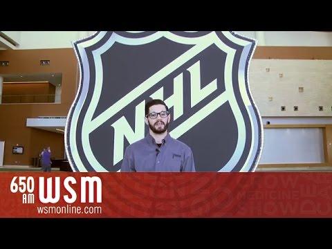 2016 NHL Fan Fair Sneak Peek: Music City Center   Uniquely Nashville with Eric Marcum   WSM Radio