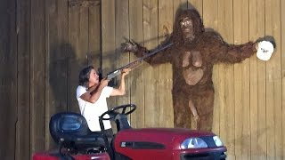 Sex with Sasquatch, Hybrid Human Bigfoot