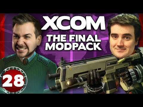 Open XCOM - Final Mod Pack #28 - The Rise of the Yorkshire Farmer