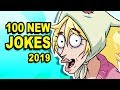 100 NEW Yo Mama Jokes (2019) - CAN YOU WATCH THEM ALL?!