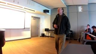 Malcolm Goldstein at Concordia University