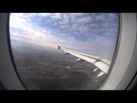 WizzAir - Airbus a320 - take off from Budapest Ferenc Liszt International Airport