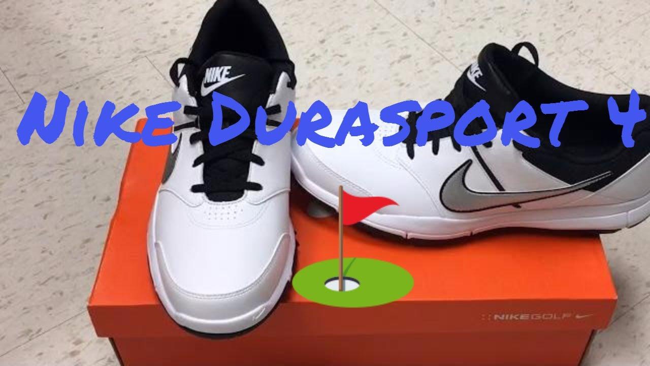 nike durasport 4 spiked golf shoes