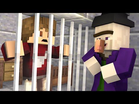 Minecraft Battlefield: PRISONER OF WAR! (Minecraft Roleplay) EP6