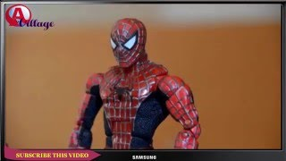 AV - Spider-man Action-Animation-Video - Spider-man Action - The Amazing Spider-Man Animation HD