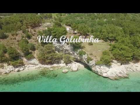 Villa Golubinka, Pisak