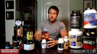 Supplementation - Simple Guide To Any Body Transformation | Furious Pete