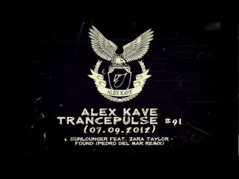 Radio-show TrancePulse #91 (07.09.2012) with ALEX KAVE