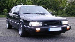Audi 200 retro tuning - супер машина