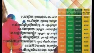 06 Madizon Pa erl Phumi by Sovat,RHM CD Vol 528,Khmer New Year 2015
