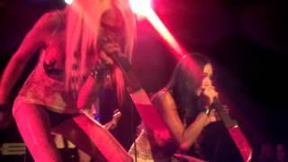 "Butcher Babies - ""Jesus Needs More Babies For His War Machine"" Live at the Roxy Theatre 12/5/11"