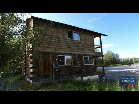 The Creek House   Buying Alaska