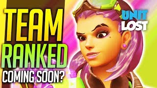 Overwatch - Team Ranked Coming Soon? (Competitive Team System?)