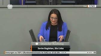 Sevim Dagdelen, DIE LINKE: Gespenstereinsatz der Bundeswehr stoppen