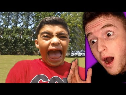 Kid has the LOUDEST Scream you will ever hear..