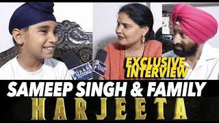 Harjeeta | Sameep Singh & Family | Exclusive Interview | DAAH Films