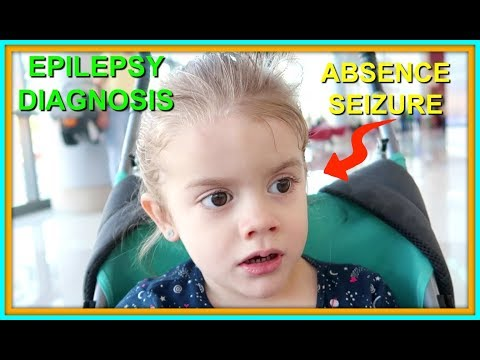 EPILEPSY DIAGNOSIS | EEG RESULTS | CBD OIL? | Absence Seizure