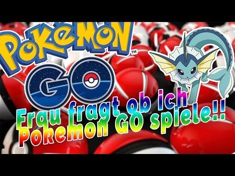 Frau fragt ob ich Pokemon GO spiele...!! | Pokemon GO #001