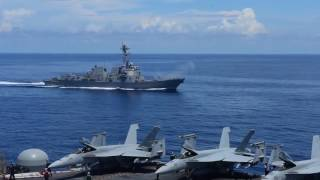 US Navy : Air-and-Sea-Power Demonstration.