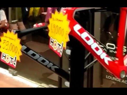 Hot จักรยานเสือหมอบสวยๆ เฟรมเสือหมอบสวยๆ ลดกระหน่ำ เฟรม/จักรยาน กว่า 50%  ร้านใน SKY Lane