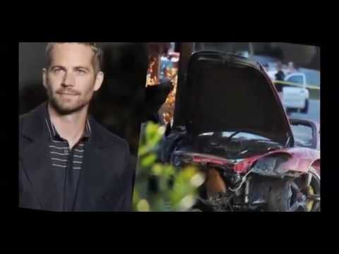 PAUL WALKER SHOCKING PHOTOS - Fotos impactantes de Paul Walker después del accidente
