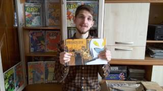 Комікс розпакування №26 - Посилка з Midtown comics