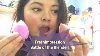 FRESHimpression || Battle of the Blender (highbrand vs. lowbrand) thumbnail
