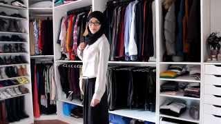 OOTD hijab et longue jupe / hijab maxi skirt Thumbnail