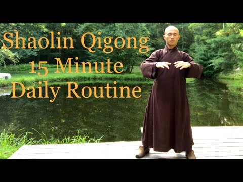 Download Shaolin Qigong 15 Minute Daily Routine